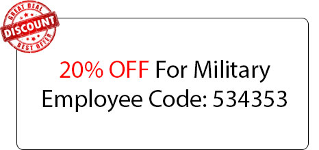 Military Employee 20% OFF - Locksmith at Yonkers, NY - Yonkers Ny Locksmith
